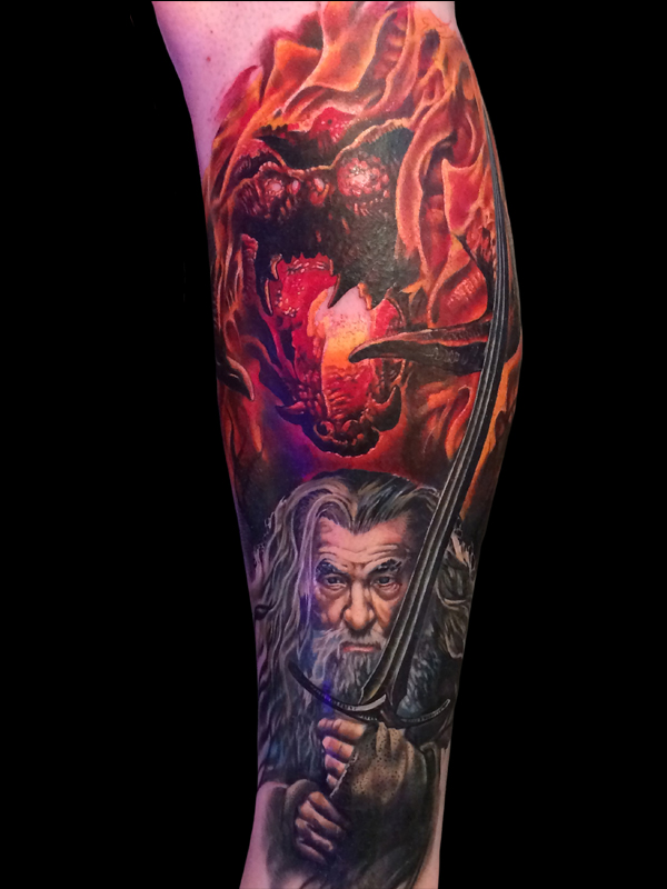 Ink fusion empire artist alex rattray for Fusion tattoo ink