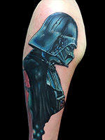 Darth Vader by Alex Rattray