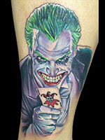 Alex Ross Joker by Alex Rattray
