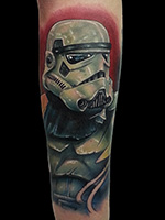 Stormtrooper by Alex Rattray