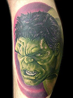 Hulk by Chris Jones