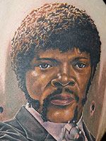 Jules Winnfield by Chris Jones