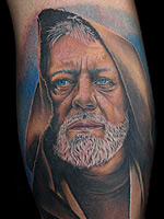 Obi-Wan Kenobi by Chris Jones