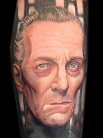 Grand Moff Tarkin by Chris Jones