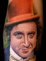Willy Wonka by Chris Jones