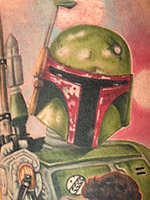 Boba Fett by Chris Jones