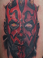 Darth Maul by Chris Jones