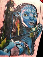 Neytiri by David Corden