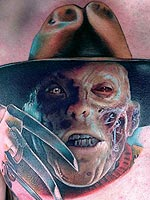 Freddy Krueger by David Corden