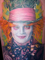 Mad Hatter by David Corden
