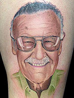 Stan Lee by David Corden