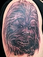Chewbacca by Eric Vie