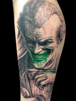 Joker by Jeron Kenens