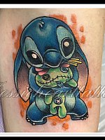 Stitch by Jessie Heart
