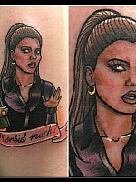 Cordelia Chase - Buffy the Vampire Slayer by Kate E. Green