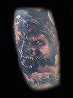 Wolfman by Kelly Rogers