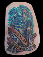 R2-D2 by Kelly Rogers