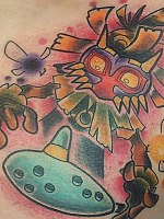 Majora's Mask by Kevin Tattrie
