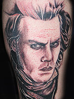 Sweeney Todd by Marc Draven