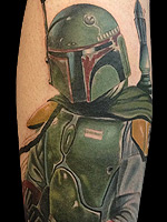 Boba Fett by Matt Difa