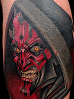 Darth Maul by Matt Difa