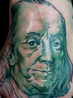 Ben Franklin by Mike Bianco