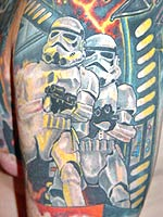 Stormtroopers by Needles