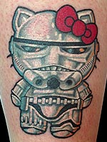 Hello Kitty Trooper by Needles