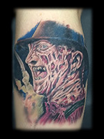 Freddy Krueger by Nick Puma