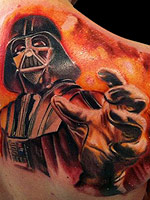 Darth Vader by Piero Bockos