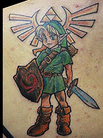 Link by Shannon Ritchie